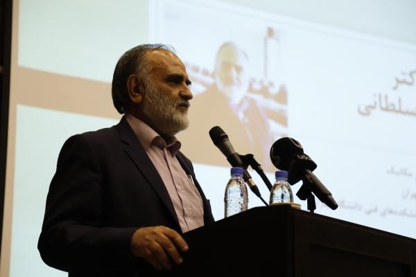 دکتر ناصر سلطانی – ریاست پردیس دانشکدههای فنی دانشگاه تهران